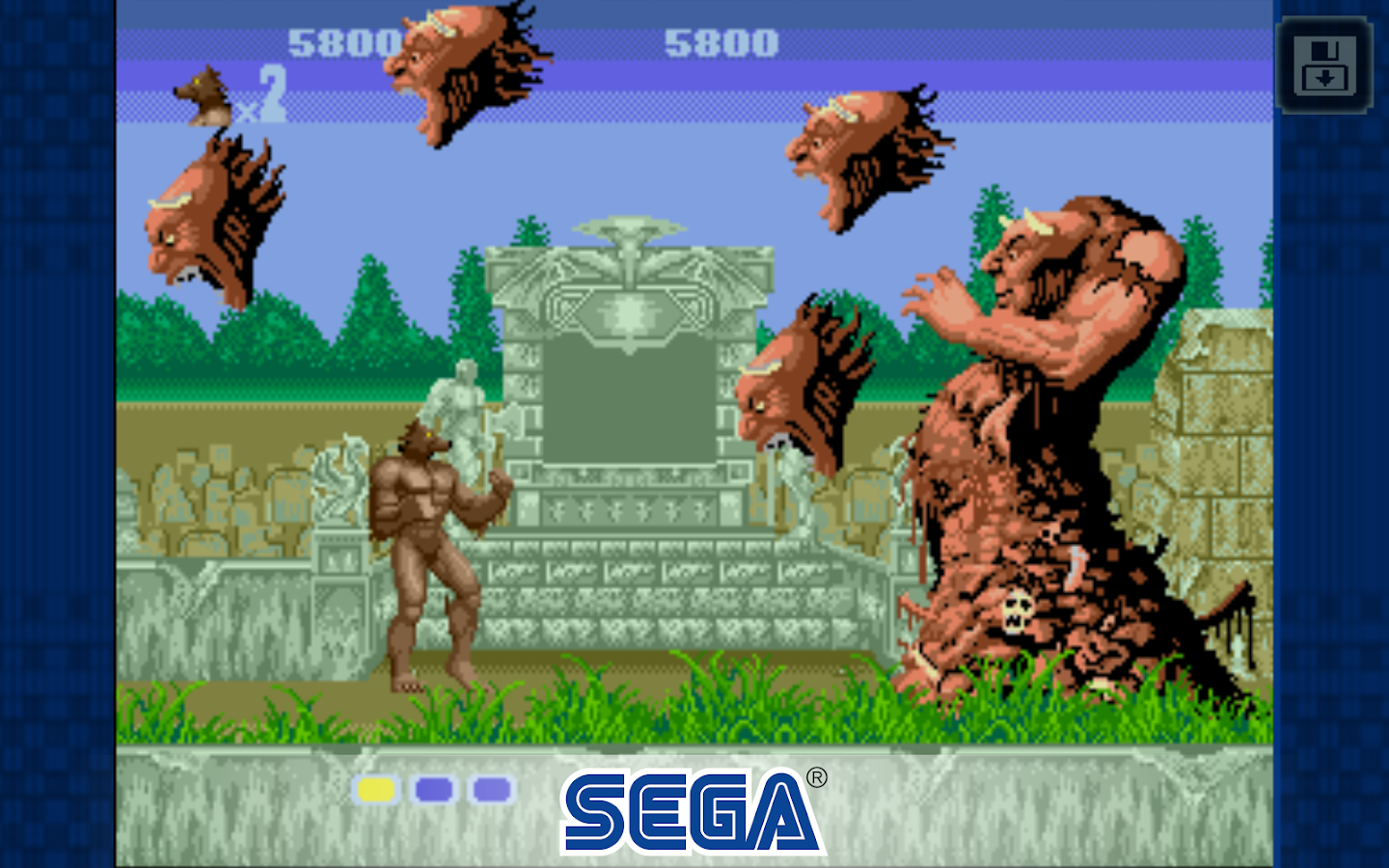 Altered Beast Classic- screenshot