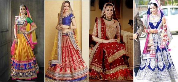 Ways-to-drape-Duppata- Mystylespots-2017