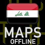🌏 GPS Maps of iraq: Offline Map 2.0.2
