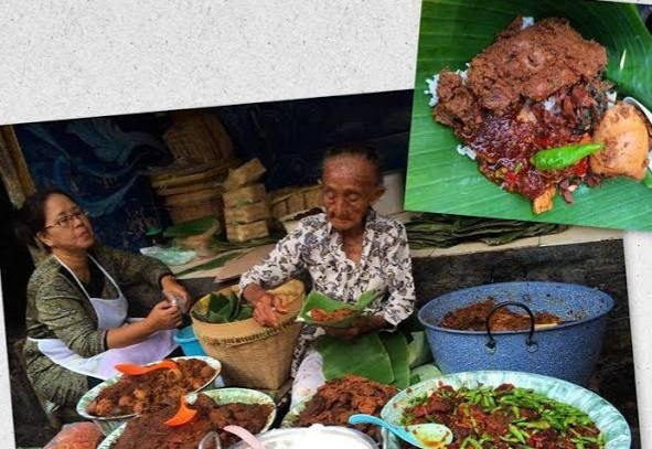 Innalillahi, Mbok Lindu Sang Legenda Gudeg Jogja Wafat Di Usia 100 Tahun