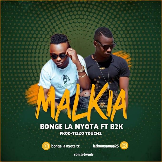 Bonge La Nyau FT B2K - Malkia | Download Audio