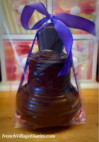 French Village Diaries Easter France chocolate bells boulangerie patisserie