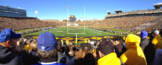 Game Day at Mizzou