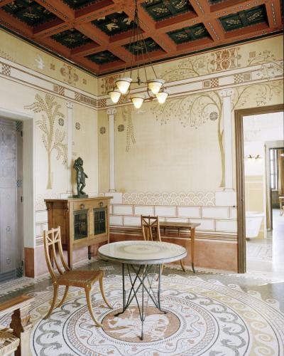 villa kerylos ellegant home design