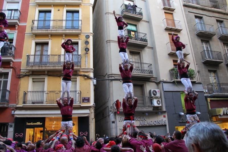 19è Aniversari Castellers de Lleida. Paeria . 5-04-14 - IMG_9581.JPG