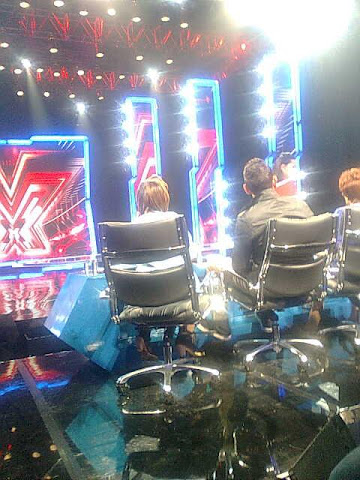 """06/01/12 - """"The X Factor Philippines"""" Live Auditions - Pagcor Grand Theater, Philippines 590525904"""