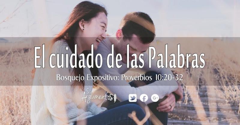 BOSQUEJOS EXP PROVERBIOS 10
