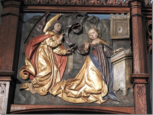 Margaretenkapelle Verkündigung