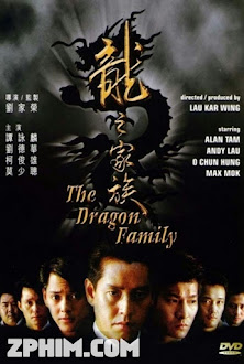 Long Gia Tộc - The Dragon Family (1988) Poster