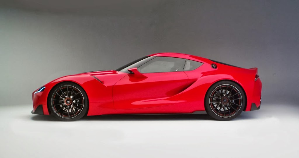 Toyota FT-1 Concept 14