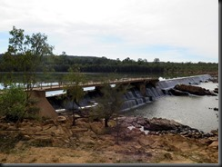 170617 007 Charters Towers Burdekin Weir