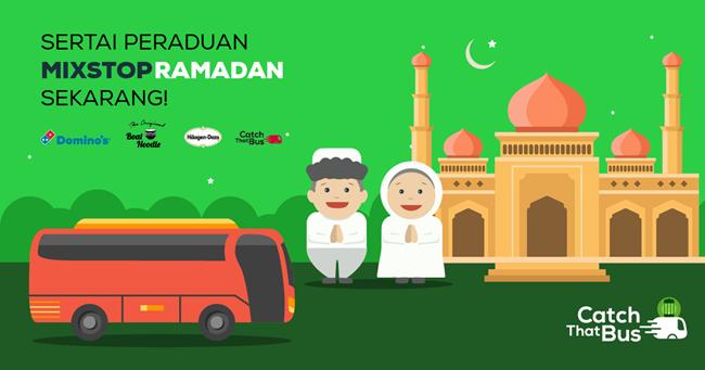 peraduan MIXSTOP Ramadan