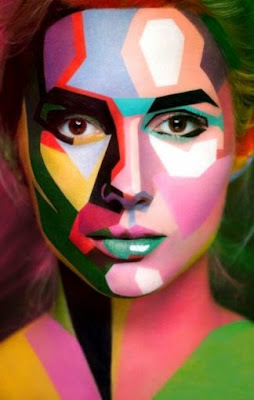 Remarkably painted faces take face painting from the realm of