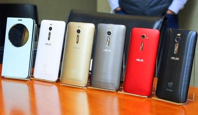 ZenFone 2 chính thức lên kệ tại ASUS Store Việt Nam
