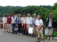 世田谷魚心のみなさん (2014.7.17)