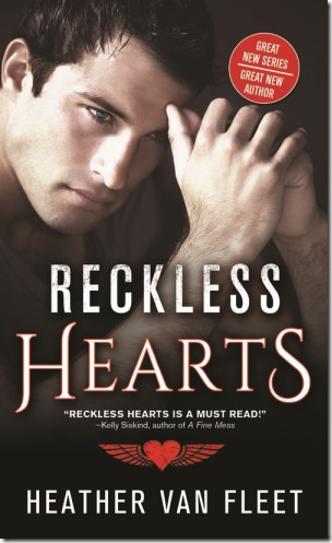 Review: ​Reckless Hearts (Reckless Hearts #1) by Heather Van Fleet | About That Story