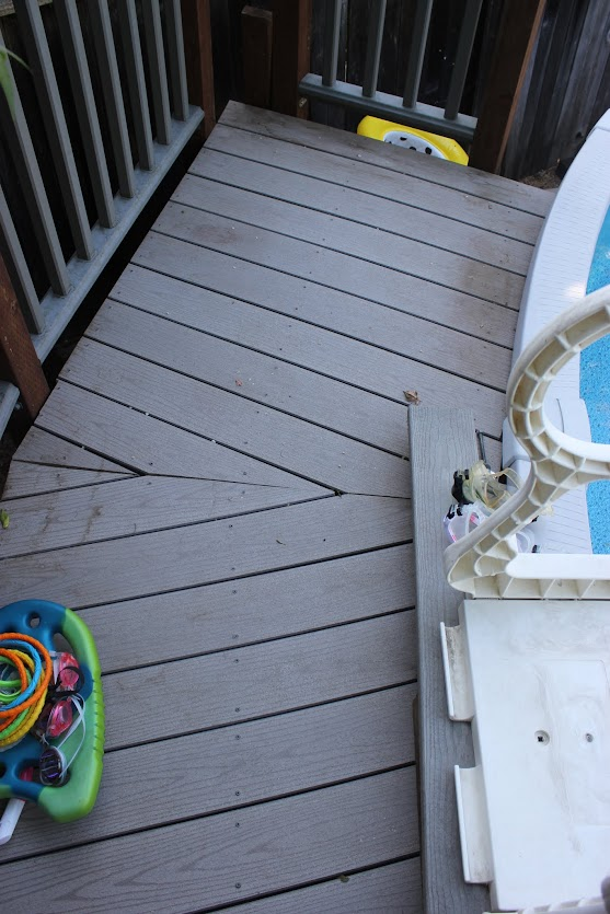 Above Ground Pool Ladder For Handicapped Individual