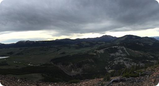 Hiking Bunsen Peak