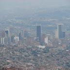 Panorámica de Medellín desde la Biblioteca España