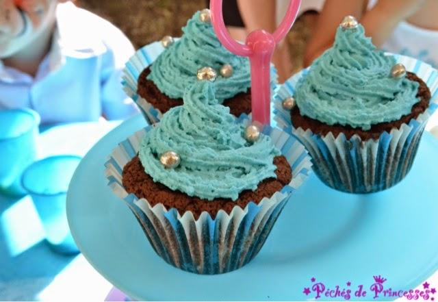 Glacage Pour Cup Cakes A La Creme Fraiche Et Chocolat