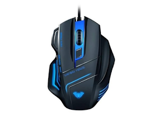 Mouse Gaming AULA SI-989 Ghost Shark