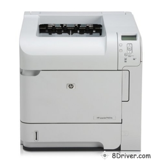 Download HP LaserJet P4014dn Printer driver & install