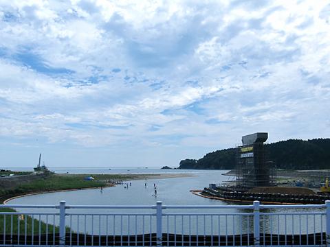 JR東日本「気仙沼線BRT」 2221 車窓 その5