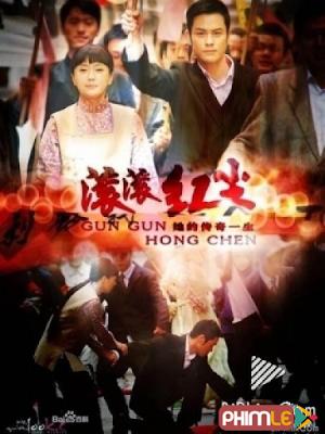 Phim Cuồn Cuộn Hồng Trần - Red Dust (2014)