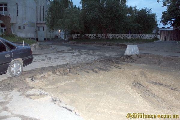Місце для парковки на цвинтарі 12 століття