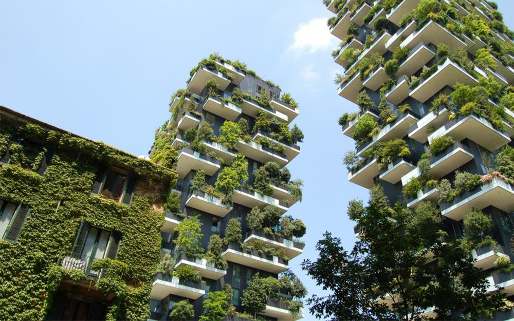 Green Building NFTamil