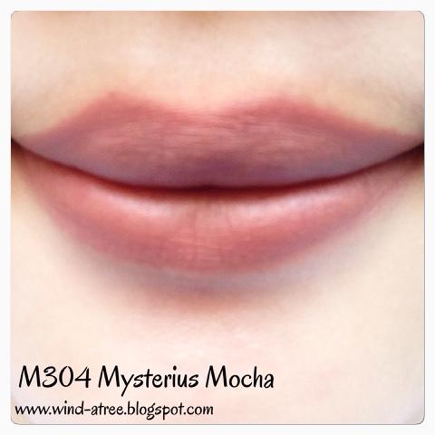 Maybelline Color Show Matte Lipstick Mysterius Mocha
