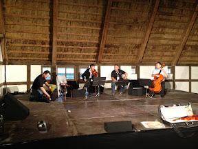 Schleswig Holstein Musik Festival / Winkelscheune Kiel-Molfsee
