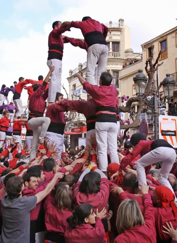 Decennals de la Candela, Valls 30-01-11 - 20110130_134_3d7_Valls_Decennals_Candela.jpg