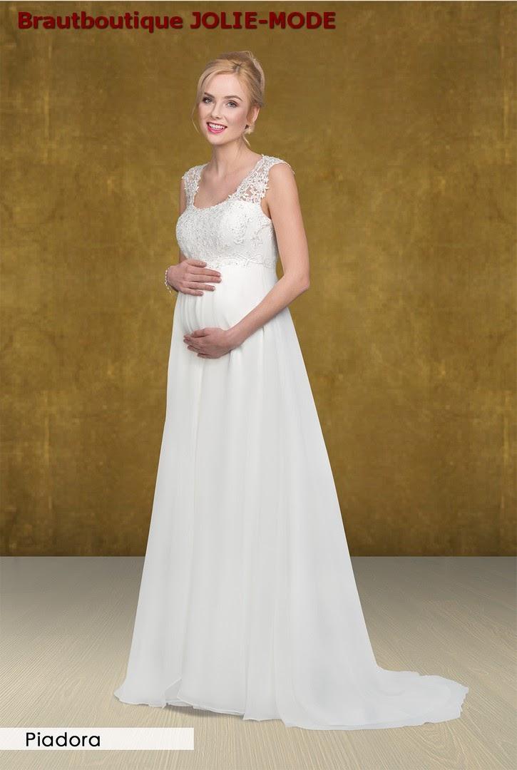 Jolie Mode In Erwartung Brautmode Brautkleider