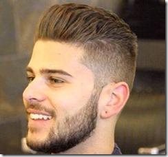 Fade Haircut Classic Fade