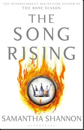 The Song Rising  (The Bone Season #3)