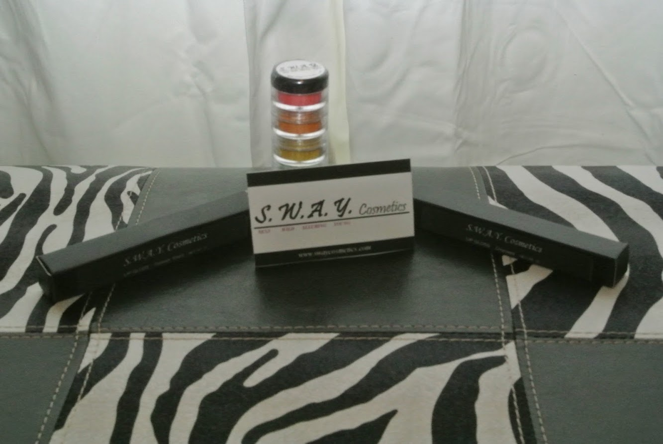 New products from S.W.A.Y Cosmetics
