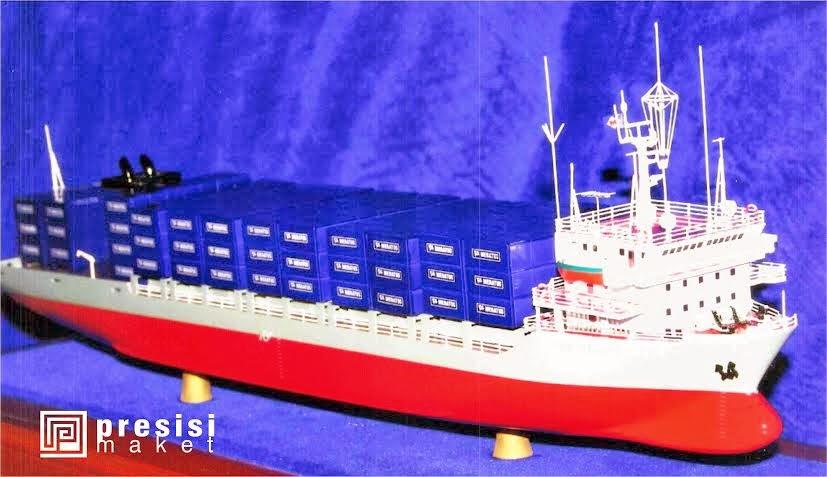 jasa pembuatan maket kapal