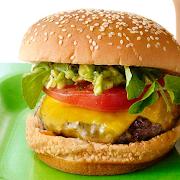 Avocado Swiss Burger