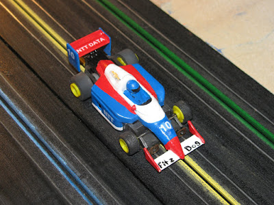Mike Fitzlaff #10 Fitz Ganassi Racing