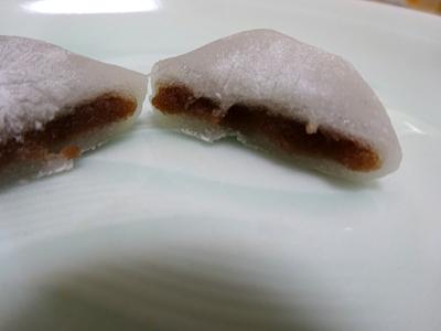 北海道産小豆使用のこしあん