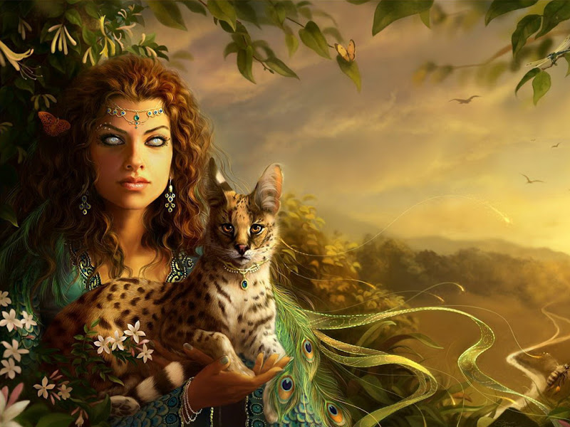 Sweet Magian, Fantasy Girls 1