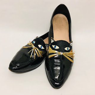 Kate Spade Kitty Loafers
