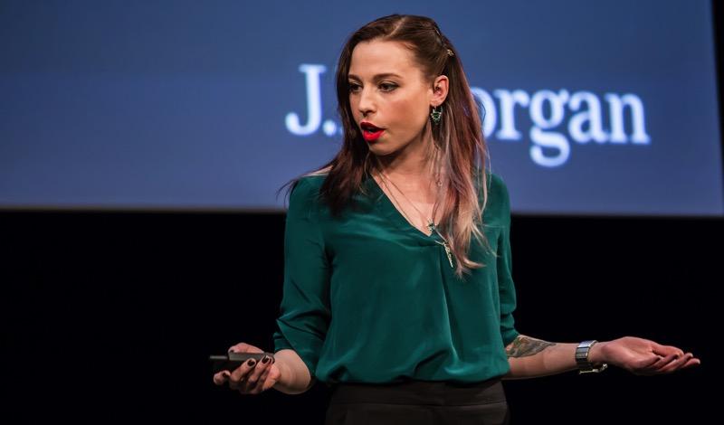 Amber Baldet, JP Morgan