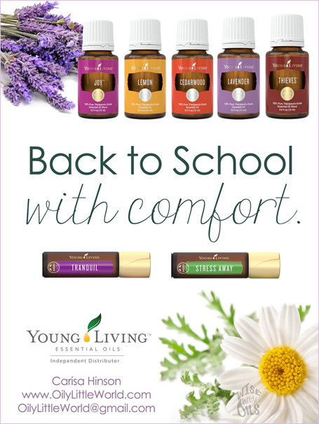 Back to School with Comfort