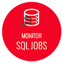 MONITORING TOOL FOR SQL SERVER AGENT JOB + icon