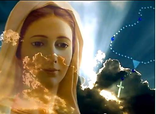Меджугорье. Пресвятая Дева Мария. Изображение с сайта www.medjugorje.ws