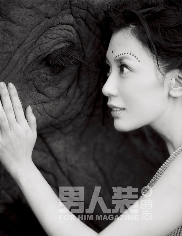 Jia Jingwen China Actor