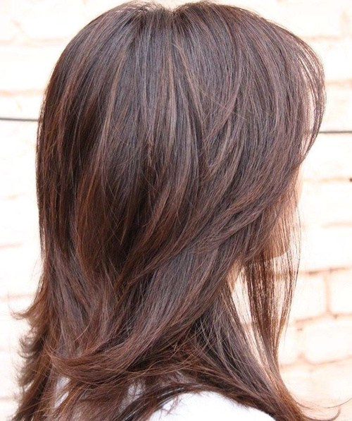 Medium Cut Hairstyle 2018 For Women_Medium Hairstyles