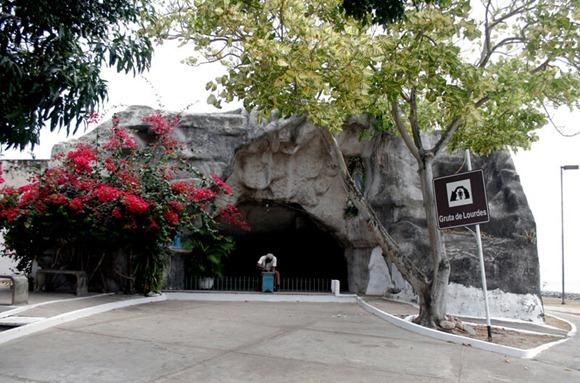 Gruta de Nossa Senhora de Lourdes - Sao José de Ribamar, Maranhao, foto: fotostrada.com.br